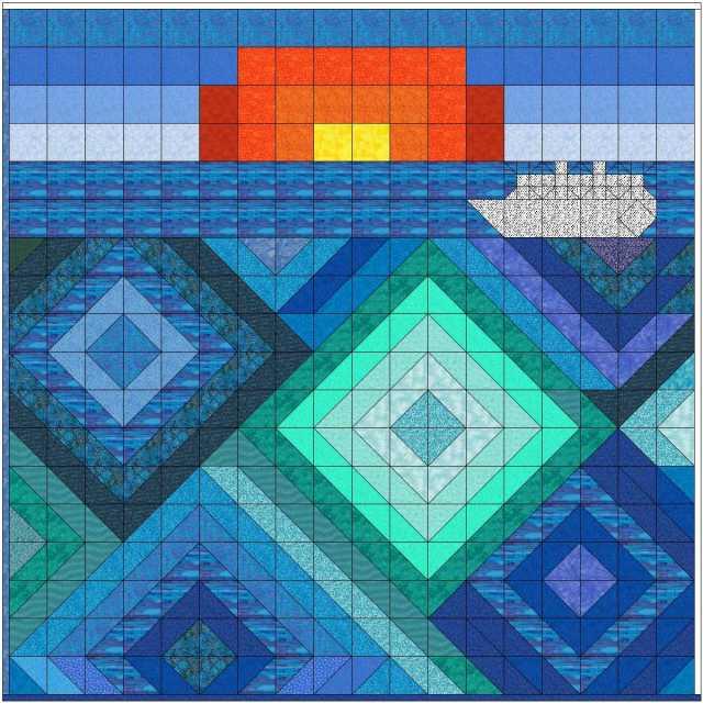cruise quilt